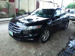 super clean honda crosstour 2010 First Body,(toks standard)