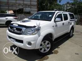 Toyota Hilux Double cabin 2011 for sale in Nairobi