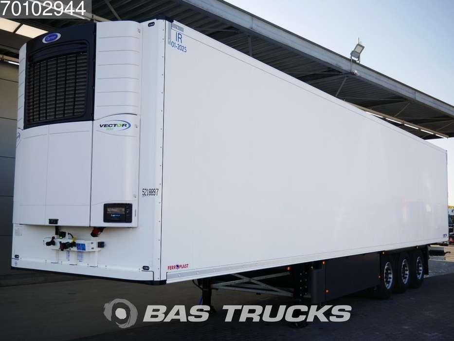 Schmitz Cargobull SCB*S3B New Unused! Carrier Vector 1550 3 axles Doppelsto... - 2019