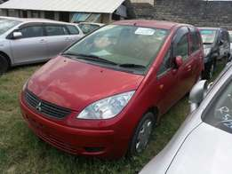Mitsubishi Colt 2010 model KCN number Loaded with alloy rims , nav