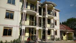 Generous fully self-contained apartment in Kyanja at 550k