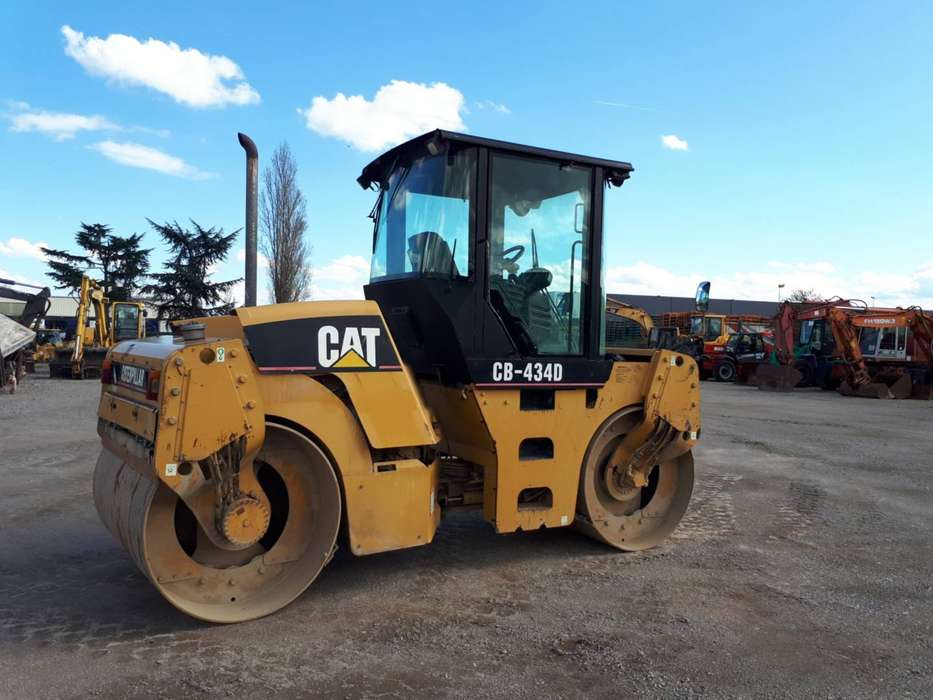 Caterpillar CB-434D - 2004
