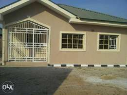 3 Bedroom Bungalow+2nos.Self Contained Boys quarters at Sun-City,Abuja