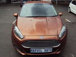 2013 Ford Fiesta 1.0t Trend For R130,000
