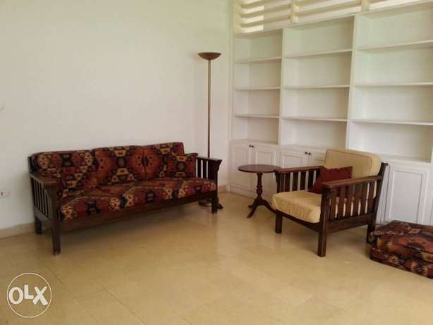 Furnished apartment for RENT - Ras Beirut 375 SQM