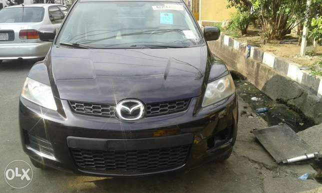 Toks lag cleared 07 Mazda Cx-7 for N2.9M Ikeja - image 1