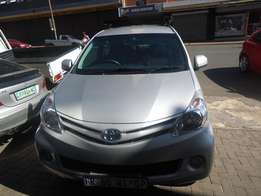 2013 Toyota Avanza 1.3 SX Available for Sale
