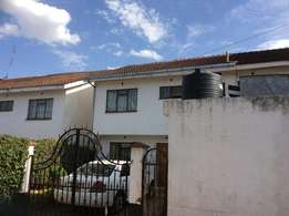 3 bedroomed massionate 1 bed roomed extention for rent