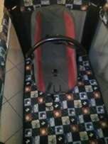 Carseat and cot