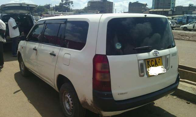 toyota succeed kca manual 1500cc at 650k Athi River - image 2