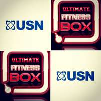 Ultimate fitness Box