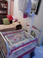 2 in one Babycot