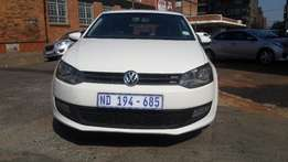 2011 VW Polo 1.4 Comfortline Available for Sale