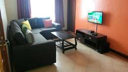 Furnished 2 Bedroom Flat with WiFi in South B