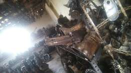 Ford v6 gearboxes