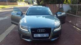 Audi A5 3.0TDI Sportback S-tronic with Sunroof