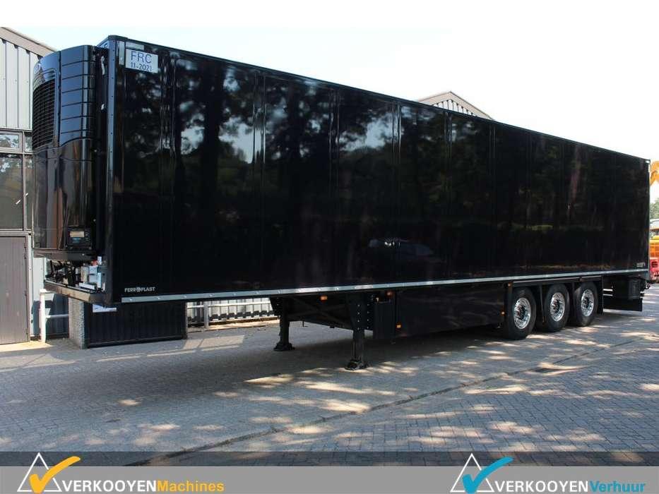Schmitz Cargobull Diepvriesopbouw Standaard Koel-/diepvriesopbouw - 2015