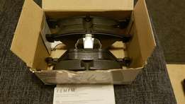 OEM BMW E63 E63 Front brake pads NEW