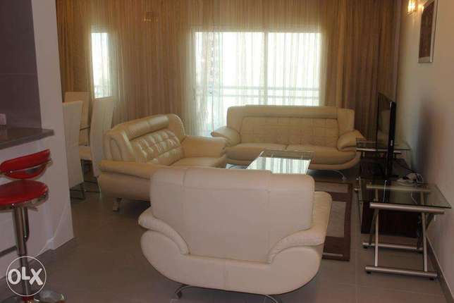 Terrific 2 Bedrooms flat in Amwaj / Balcony