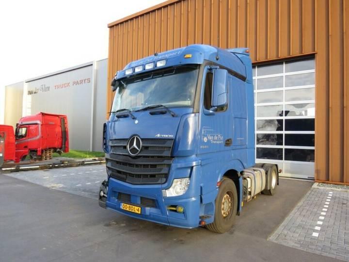 Mercedes-Benz Actros 1943 Bigspace Euro 6 !!!!! - 2013
