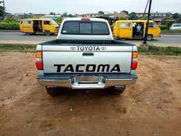 Just arrived the country 2004 model toyota tacoma.