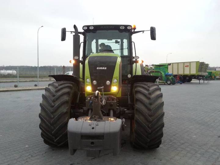 Claas Axion 840 - 2012