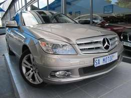 2008 Mercedes Benz C 320 CDI Avantgarde Automatic