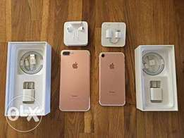 brand new iPhone 7 and iPhone 7 plus for sale