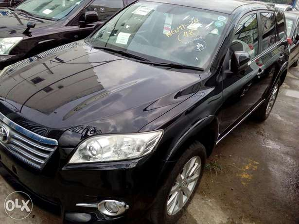 Toyota vanguard black Color New plate number fresh import exquisite bl Mombasa Island - image 2
