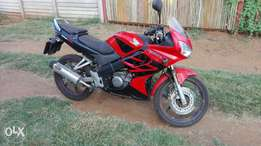 Honda 125 CBR for sale