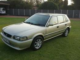 Toyota Tazz 1.3 very good condition