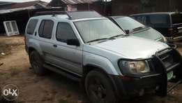 Clean registered Nissan xterra available for sell