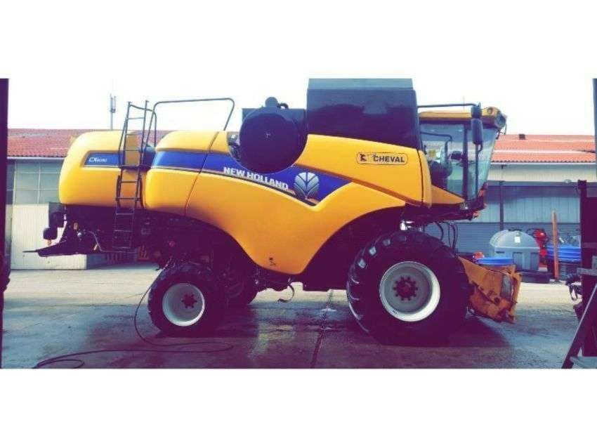New Holland Cx 6090 - 2013