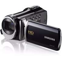 Samsung HMX-F90 Camcorder, HD Recording (128X720), 52X Optical-zoom