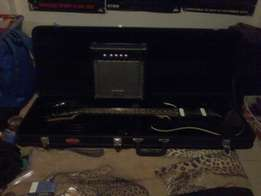 Cort Guitar and amp