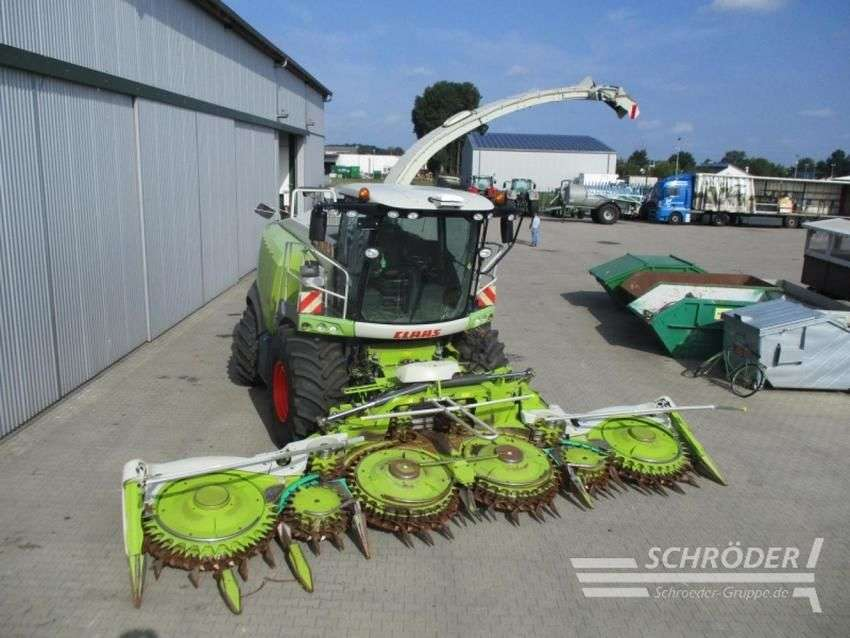Claas jaguar 950 tier 4i - 2012 - image 2