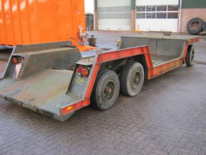 dieplader low loader