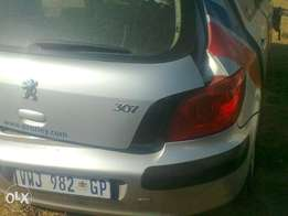 Peugeot 307 manual,1.6 16 valves,2007 stripping for spares from R100