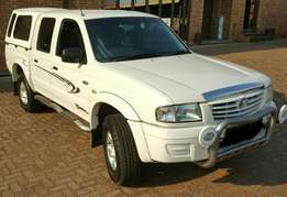 Mazda Drifter 2.5TD Double Cab 4x4 For Sale
