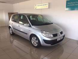 Renault Scenic 1.6 Expression for sale in Western Cape
