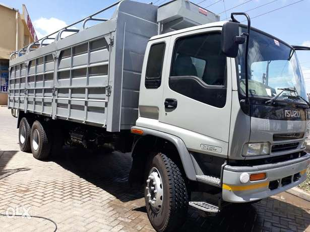 New FVZ TRUCK. Financing and free service available Nairobi CBD - image 1