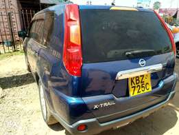 Nissan Xtrail New Shape 4wd optional Leather pioneer music system