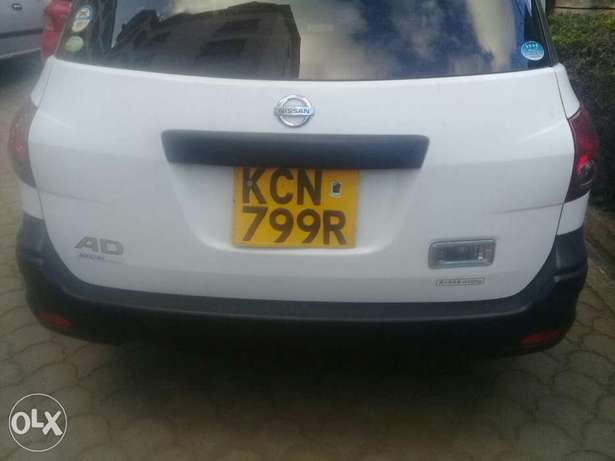 New Import Nissan AD, Extremely Clean for Sale Langata - image 2