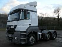 Mercedes Benz Axor 2543 6 By2 Tractor Unit 2010