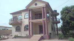 6 bedroom house for sale at Ahodwo- Sokoban