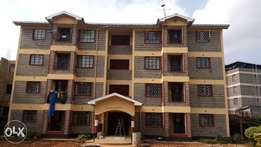 Spacious 2 Bedroom Apartment to let Muthiga Kshs. 20,000/=