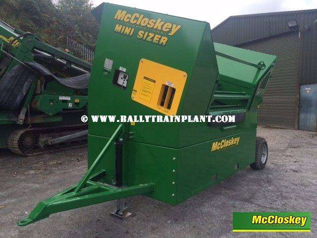 McCloskey Mini Sizer - 2019