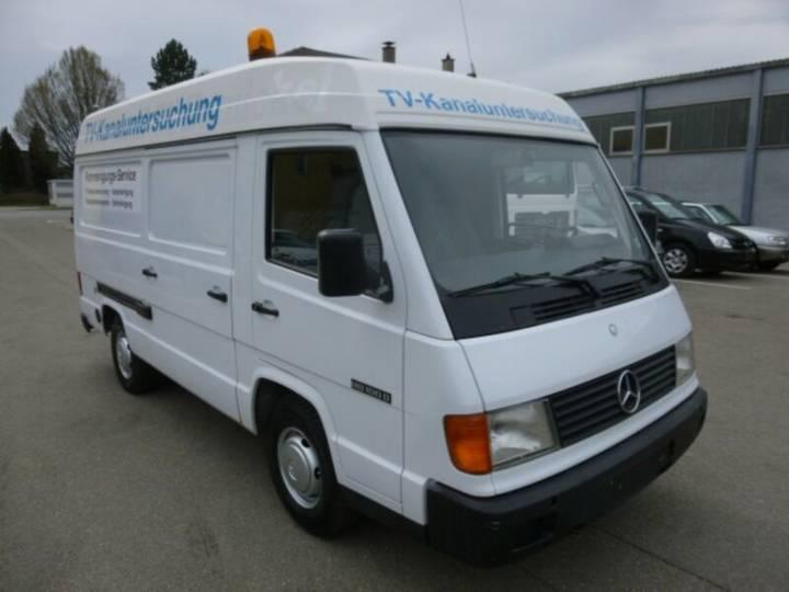 Mercedes-Benz MB 100 DIESEL*RAUSCH-TV-KONTROLL-SYSTEM*CAMERA* - 1993