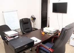 Workbay - Affordable Serviced Office at Ikeja for 100k/month.