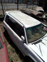 Pajero IO insurance salvage